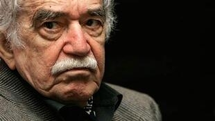 El escritor colombiano Gabriel García Márquez.