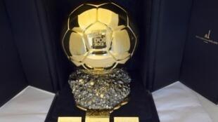 Le Ballon d'or.