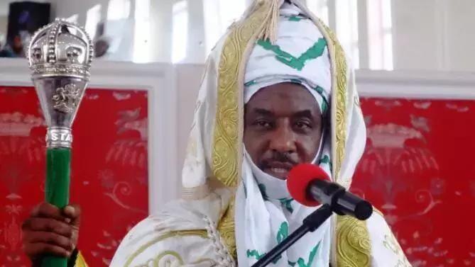 Emir of Kano Sunusi Lamido Sunusi
