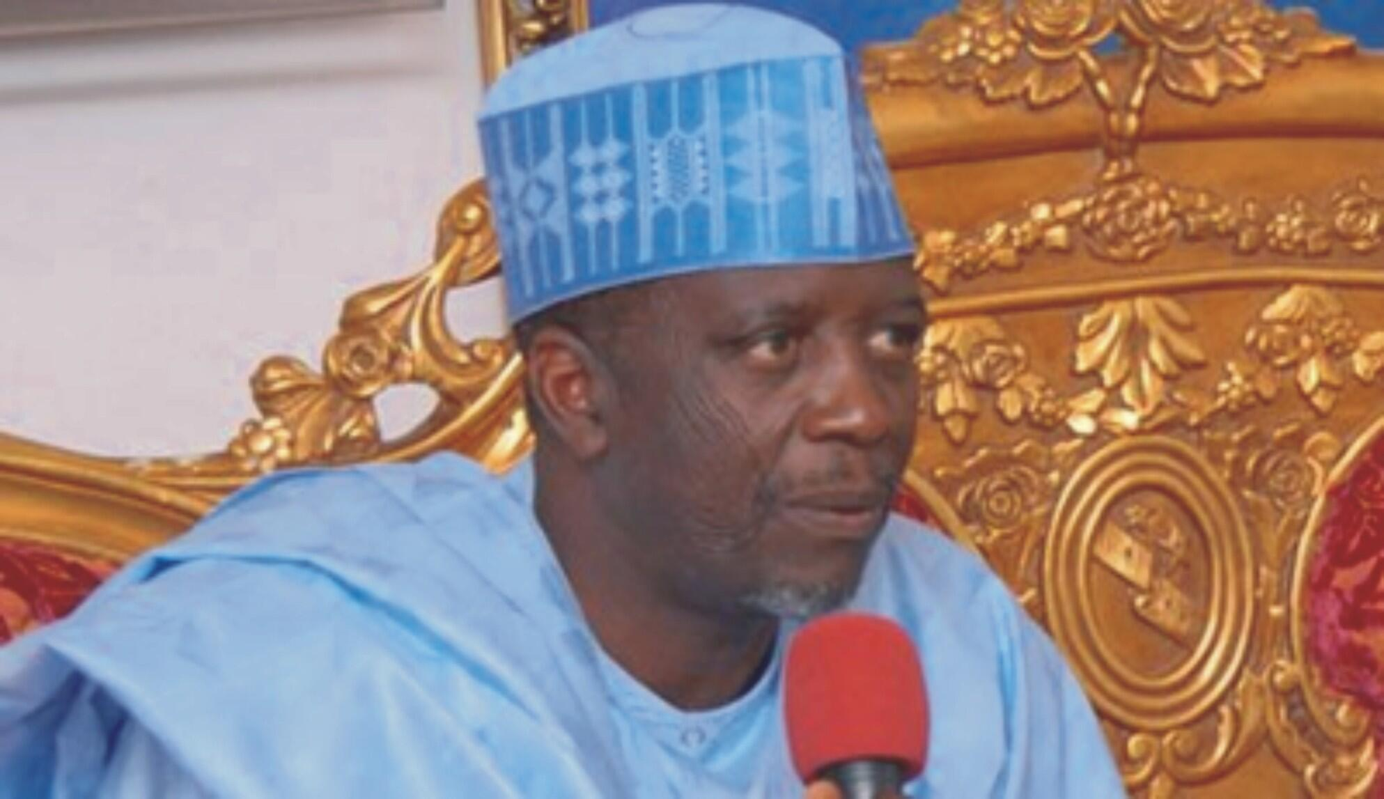 Tsohon Gwamnan Jahar Sokoto Alh. Attahiru Bafarawa