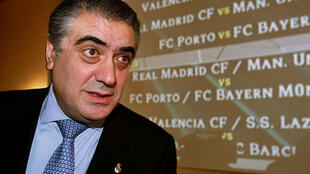 Lorenzo Sanz, antigo Presidente do Real Madrid.