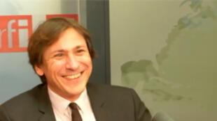 Jérôme Guedj, conseiller départemental de l'Essonne et membre du Bureau national du PS.