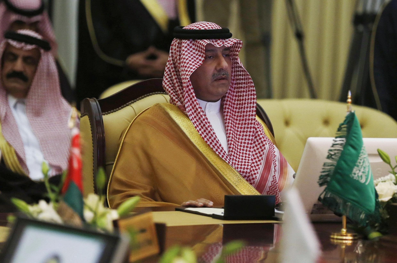 Ngoại trưởng các nước Ả Rập họp tại Ả Rập Xê Út để tìm tiếng nói chung về tình hình Syria - REUTERS /Faisal Al Nasser