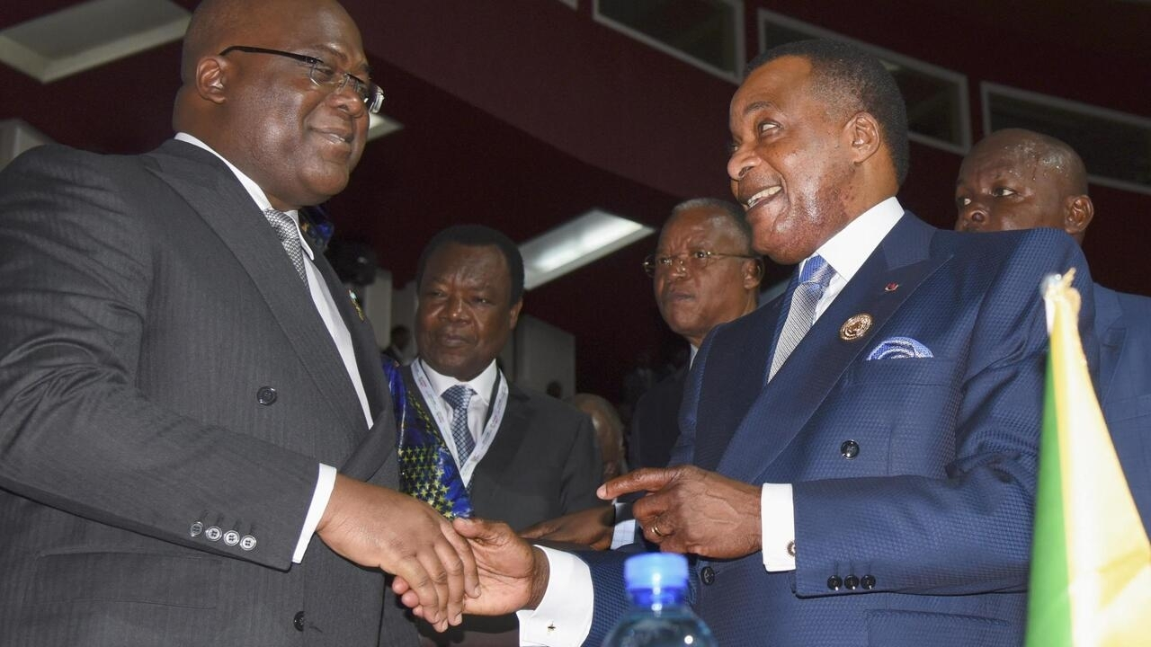 Trouve des Matchs. Brazzaville, République du Congo