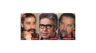 ٣ عضو کانون نویسندگان ایران، رضا خندان مهابادی، کیوان باژن و بکتاش آبتین