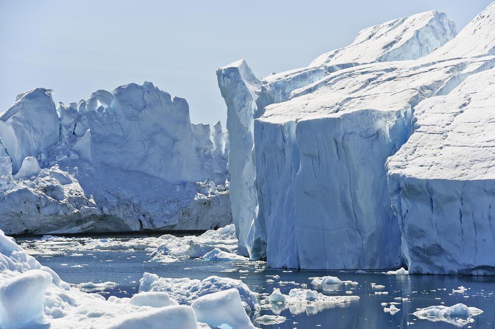 阿爾卑斯山近年冰川融化速度加快