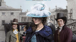 L'affiche du film <i>Love and Friendship, </i>du cinéaste Whit Stillman.
