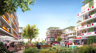 Vila Olímpica da Paris 2024 vai ser instalada em Saint-Denis.