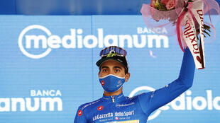 Ruben Guerreiro - Giro - Volta a Itália - Desporto - Ciclismo - Ciclista