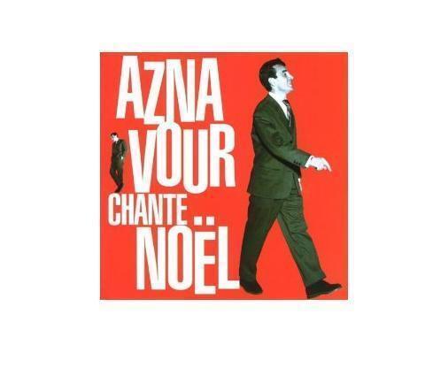 Aznavour canta la Navidad.