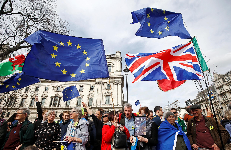 Brexit: a semana que crucial para os britânicos