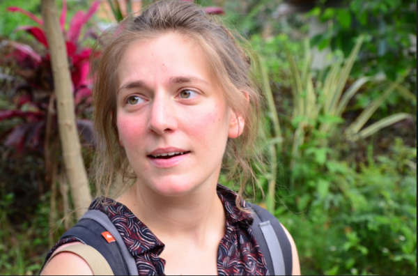 Mathilde Imer, a climate activist and specialist on participative democracy, is on the governing committee of France's Citizen's Assembly on the climate