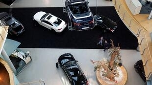 Confinement orders and economic uncertainty have kept buyers away from car dealerships in Germany and elsewhere