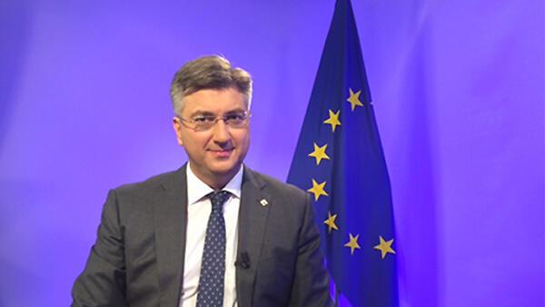 Andrej Plenkovic.