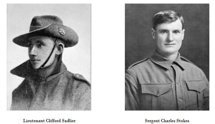 Sadlier Stokes_Australian soldiers WWI_Australian Embassy Paris