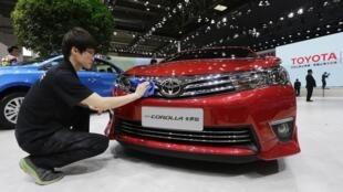 Xe hơi, một hồ sơ khó khăn trong đàm phán hiệp định thương mại Mỹ Nhật.