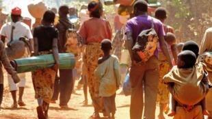 Rikici a Burundi ya tursasawa dubbai kauracewa gidajensu zuwa makwabtan kasashe