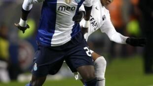 Le défenseur Eliaquim Mangala.