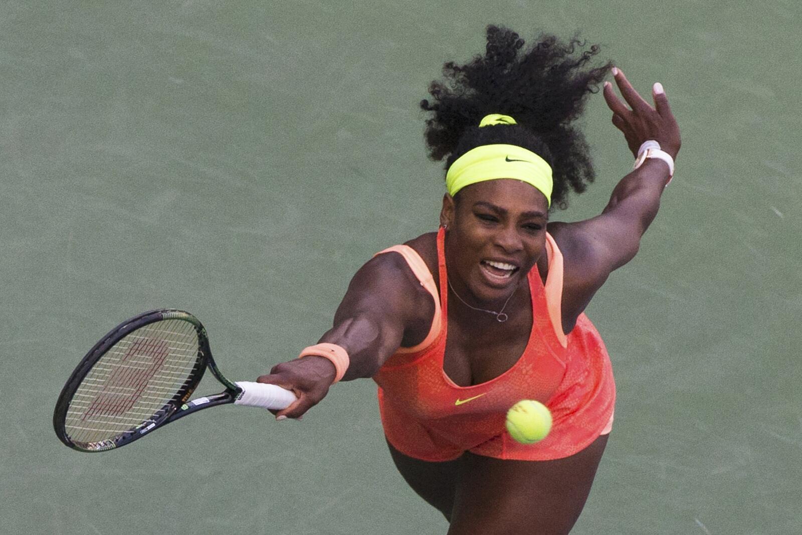 Serena Williams mchezaji wa Marekani