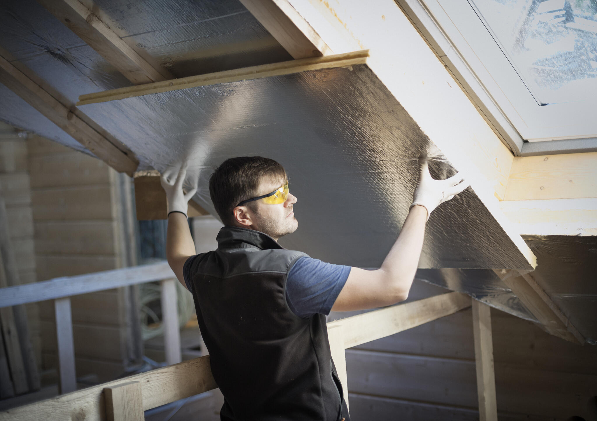 Les chantiers ont de plus en plus de mal à se fournir en panneaux isolants.