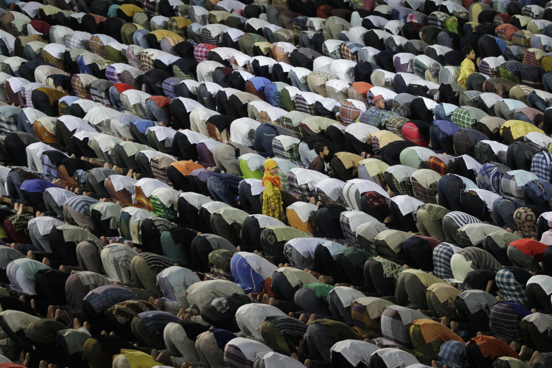 Во Франции от 5 до 6 миллионов мусульман.