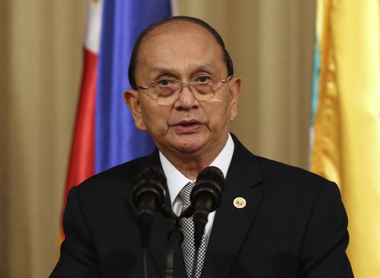 O presidente de Mianmar, Thein Sein, assegurou que não há «mais presos políticos» no país.