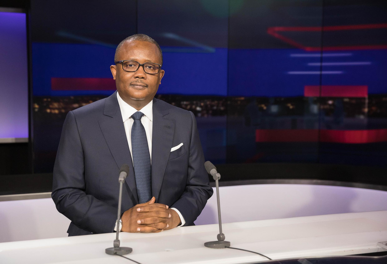 Umaro Sissoco Embaló, Presidente da Guiné-Bissau.