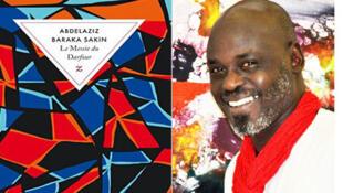Abdelaziz Baraka Sakin, auteur du roman « Le Messie du Darfour ».