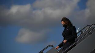 La vicepresidenta de Estados Unidos, Kamala Harris, ha asumido la difícil tarea de resolver la inmigración indocumentada