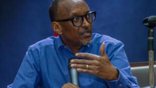 Rais wa Rwanda Paul Kagame.