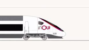 SNCF: InOUI, a nova experiência de alta velocidade da SNCF.