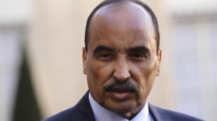 Le président mauritanien, Mohamed Ould Abdel Aziz, rentre à Nouakchott le samedi 24 novembre.
