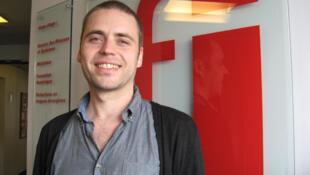 Raúl Herrera en RFI.