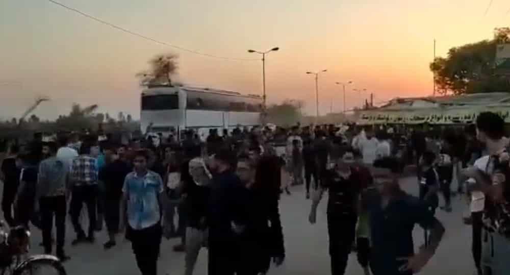 Iran-Protests-Ahwaz