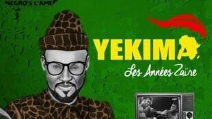 L'artiste d'origine congolaise Yékima.