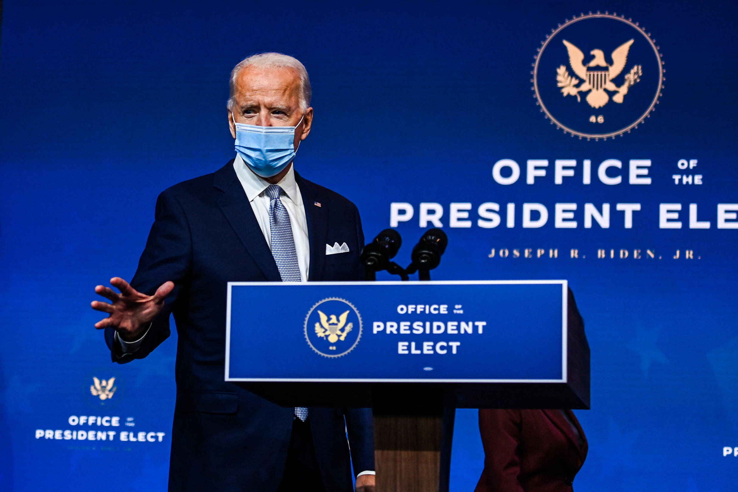 US President-elect Joe Biden introduces members of his national security and foreign policy team