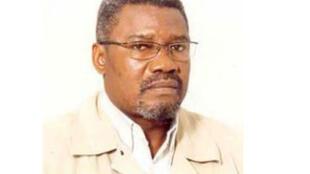 Charles Zacharie Bowao, ancien ministre congolais délégué à la Défense.