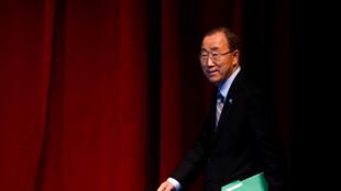 Le secrétaire général de l'ONU, Ban Ki-moon, aurait reçu 230 000 dollars de pots-de-vin selon un journal d'enquête coréen.
