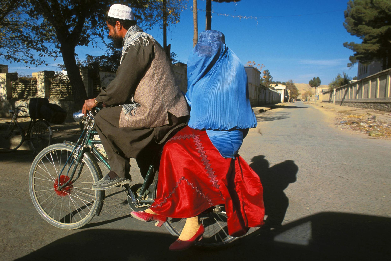 کابل، سال 2001، پیش از سقوط طالبان، عکاس: آلفرد یعقوب زاده