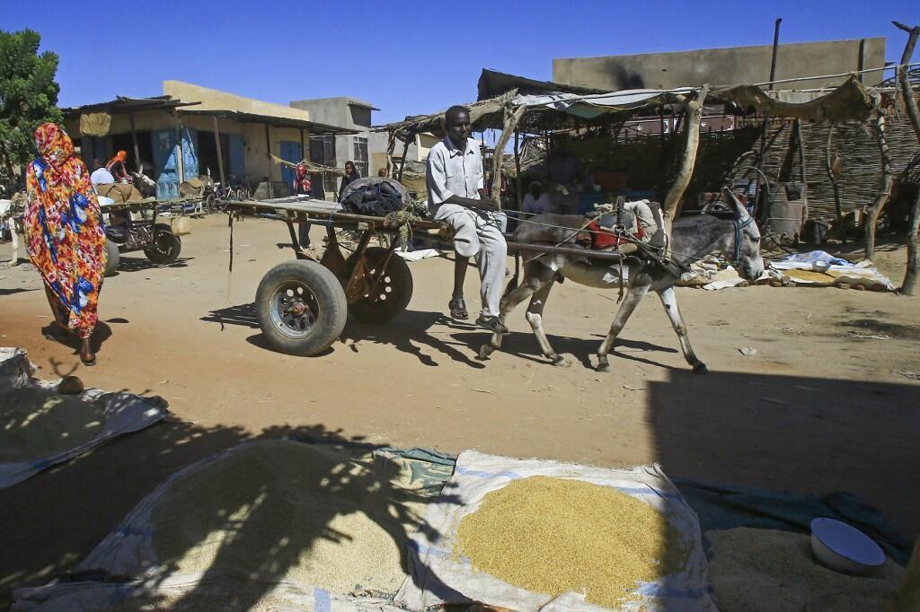 abu shouk darfour soudan deplacés