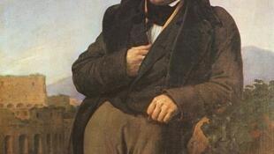 法國浪漫主義的集大成者夏多勃里昂