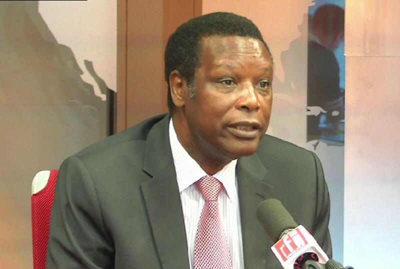 Rais wa zamani wa Burundi, Pierre Buyoya.