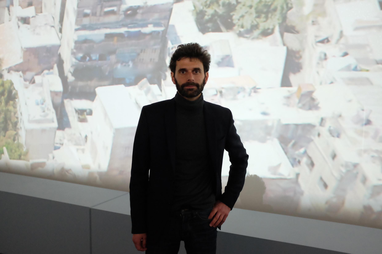 Yves Ubelmann, co-fundador da empresa Iconem.