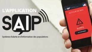 L'auteur du rapport reproche aussi au système d'alerte SAIP de n'être disponible que sur certains téléphones.