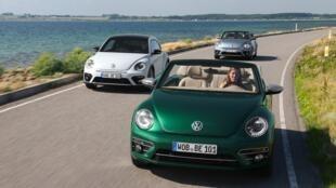 德国明年将不在生产受宠爱的新款甲壳虫