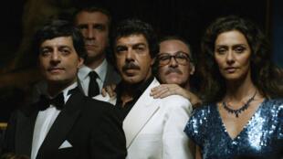 «Le traître», un film de Marco Bellochio.