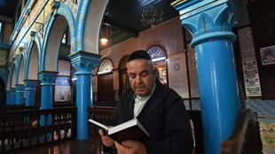 The Ghriba synagogue in Tunisia is the oldest in Africa