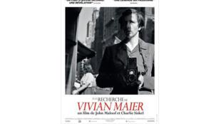 Affiche du film «A la recherche de Vivian Maier» réalisé par John Maloof et Charlie Siskel.