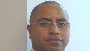 Paul Rabary, ministre malgache de l'Education nationale.