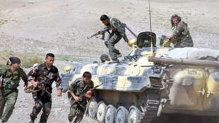 Спецоперация в Горном Бадахшане против исламистских боевиков